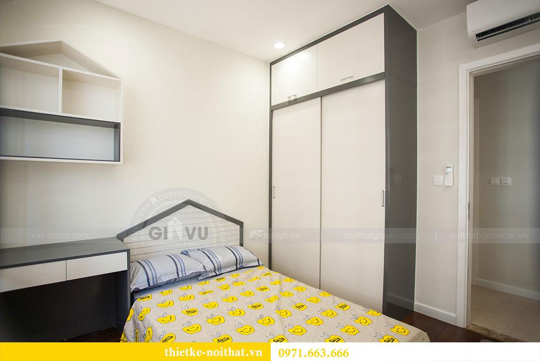 Ảnh chụp hoàn thiện nội thất căn hộ 03 tòa C1 Vinhomes Dcapitale 8