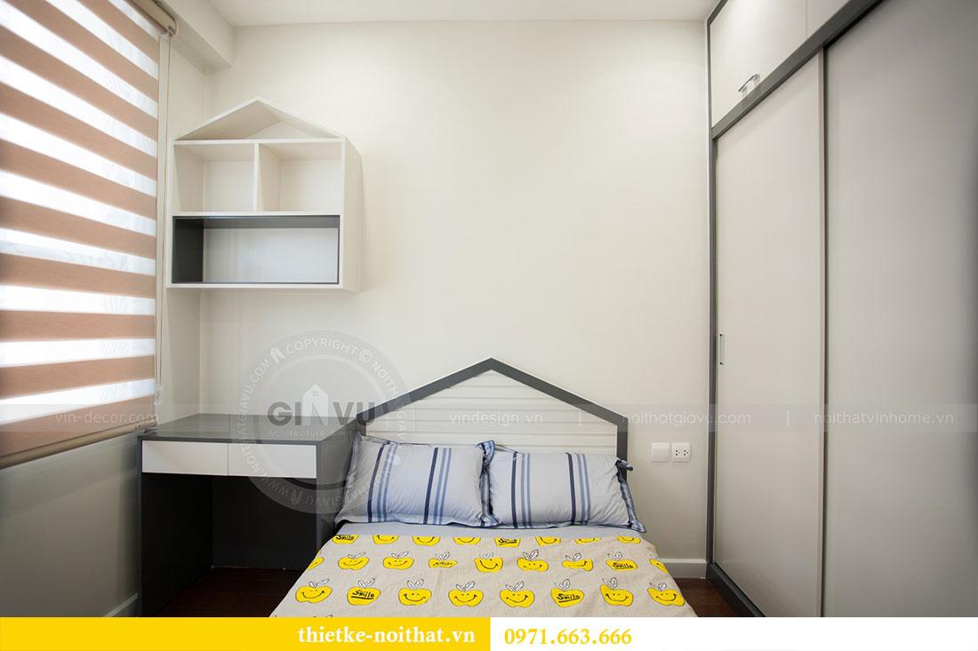 Ảnh chụp hoàn thiện nội thất căn hộ 03 tòa C1 Vinhomes Dcapitale 9