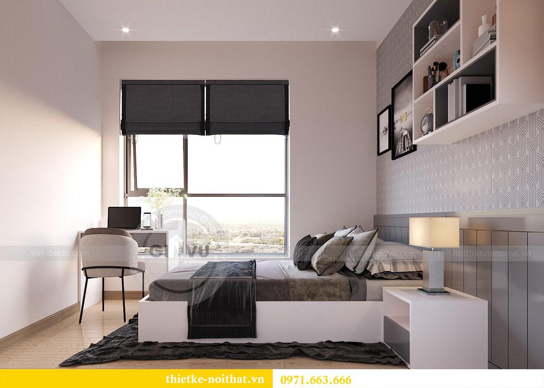 Thiết kế nội thất căn hộ 66m2 tại Vinhomes Dcapitale - chị An 6