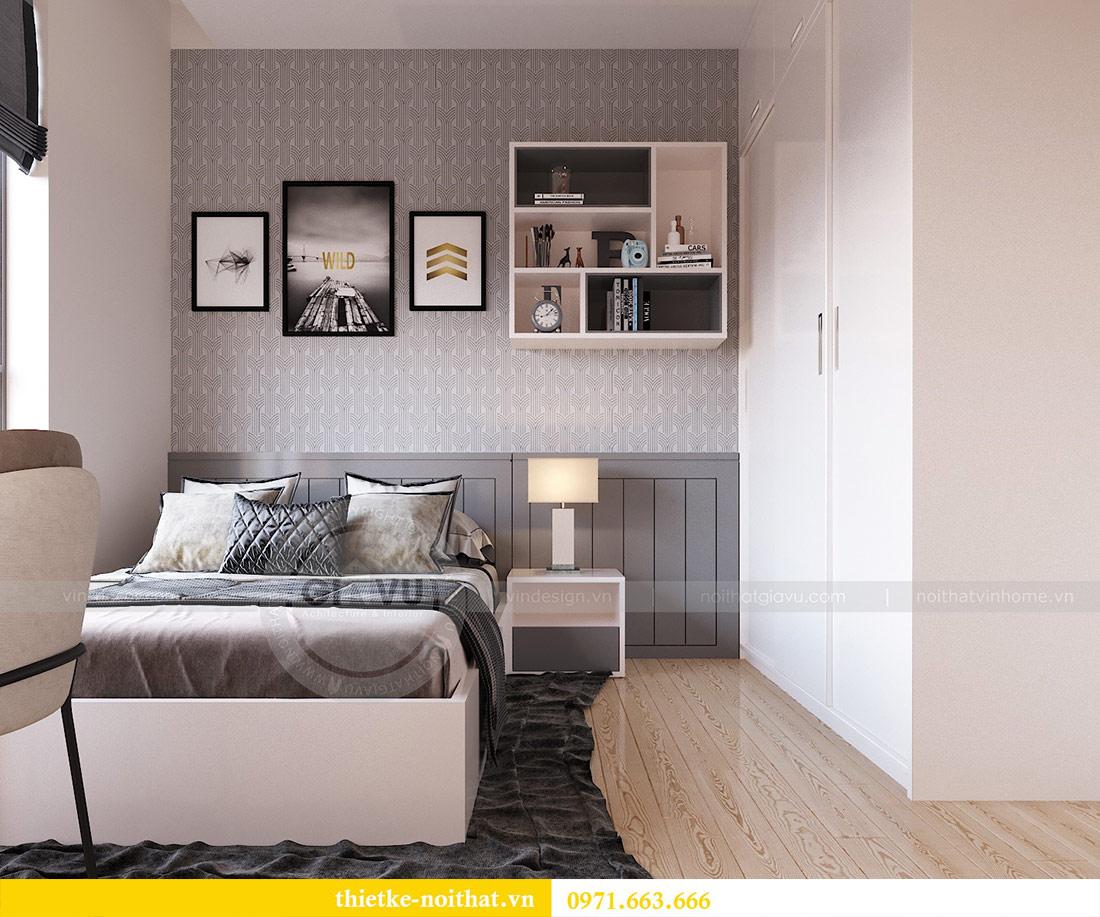 Thiết kế nội thất căn hộ 66m2 tại Vinhomes Dcapitale - chị An 7