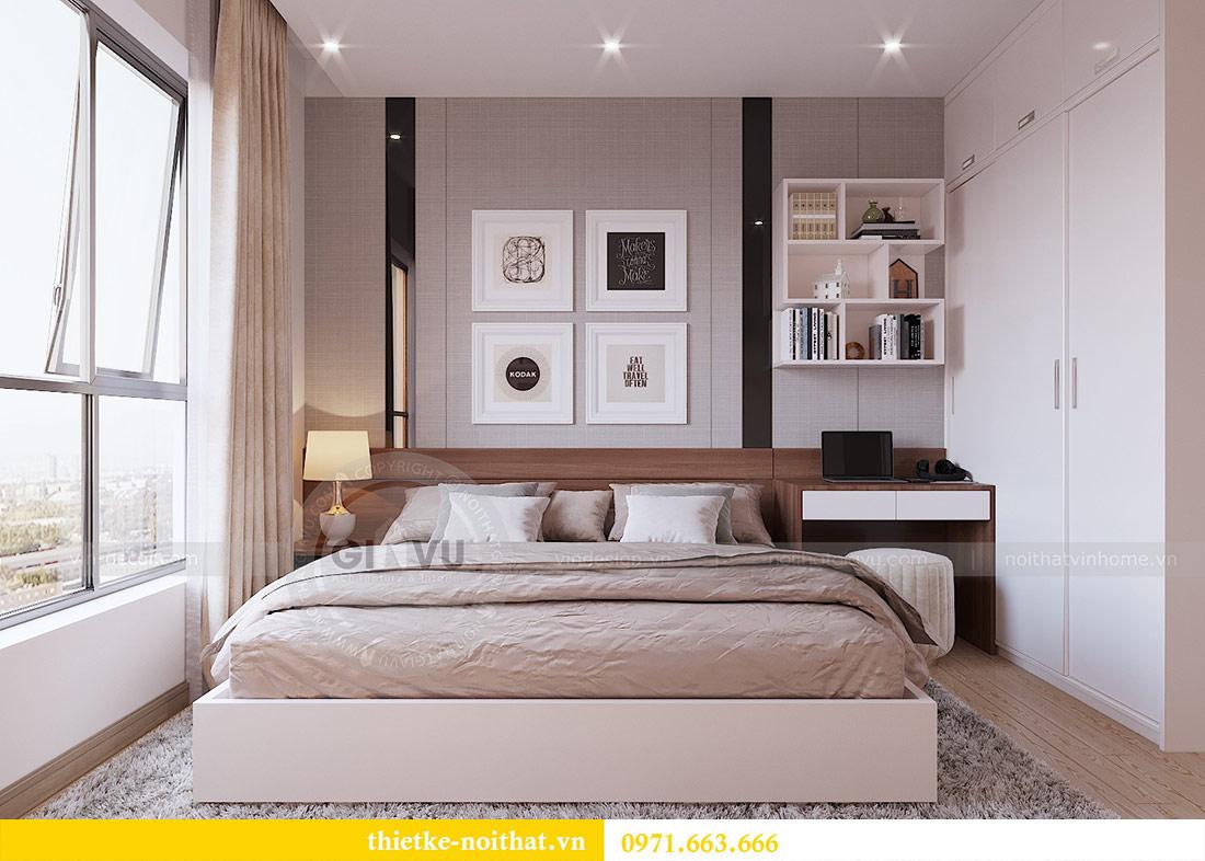Thiết kế nội thất căn hộ 66m2 tại Vinhomes Dcapitale - chị An 8