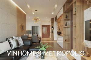 Thiet Ke Noi That Chung Cu 74m2 Toa M3 Can 01 Vinhomes Metropolis