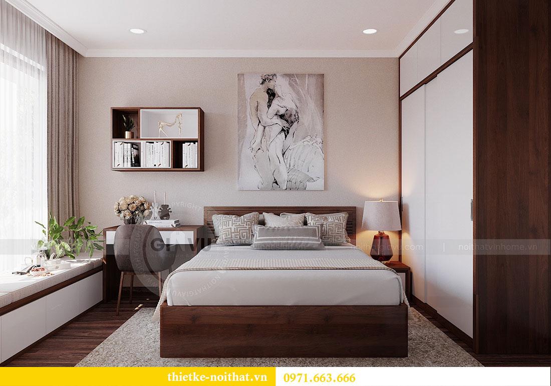 Thiết kế nội thất chung cư Dcapitale 122m2 - chị Hạnh 10