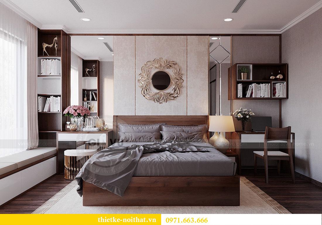 Thiết kế nội thất chung cư Dcapitale 122m2 - chị Hạnh 8