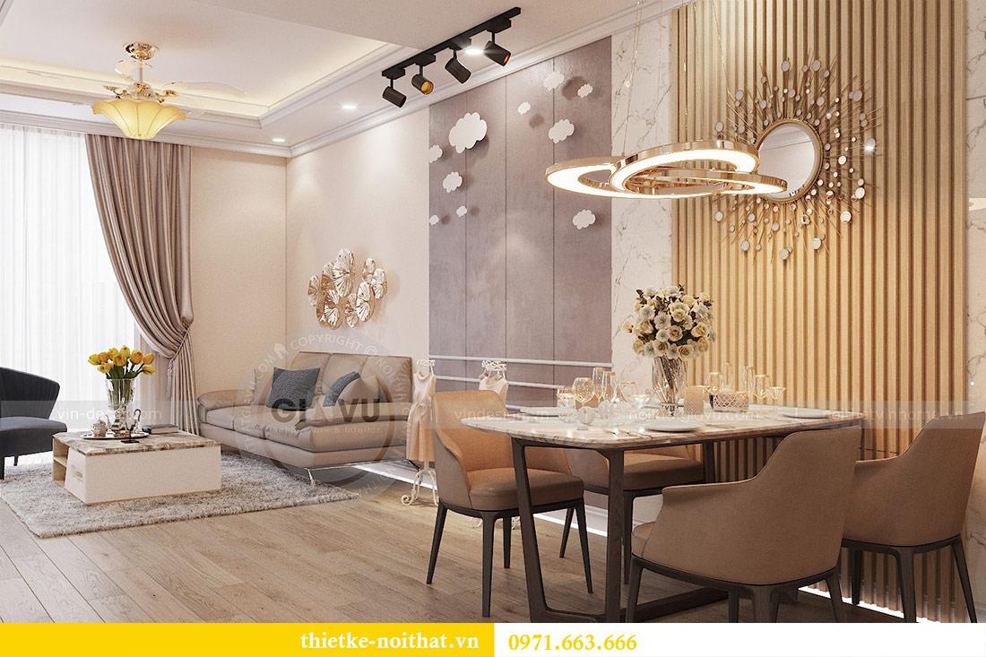 Thiết kế nội thất chung cư Park Hill 10 căn 02 - anh Tâm 4