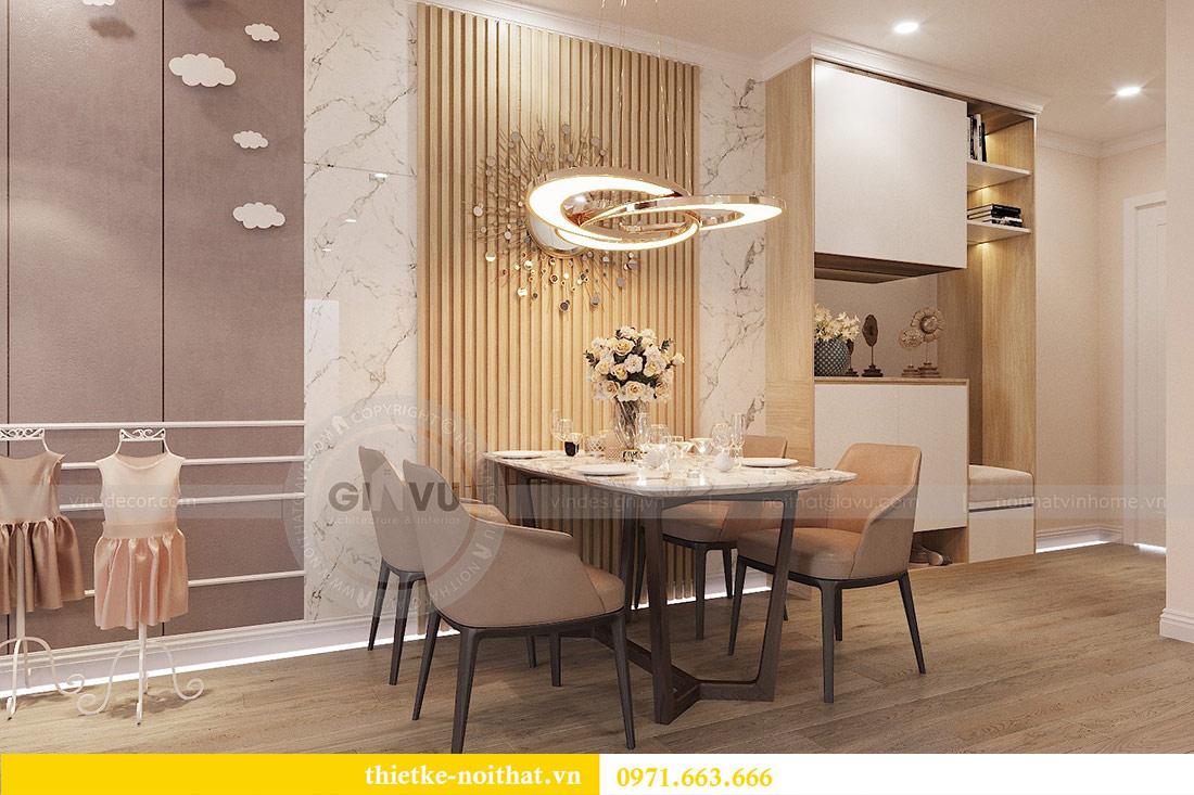 Thiết kế nội thất chung cư Park Hill 10 căn 02 - anh Tâm 5