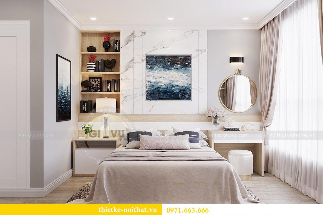Thiết kế nội thất chung cư Park Hill 10 căn 02 - anh Tâm 6