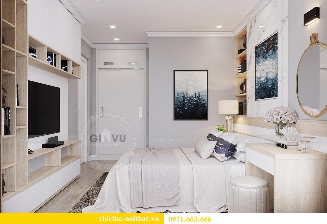 Thiết kế nội thất chung cư Park Hill 10 căn 02 - anh Tâm 7