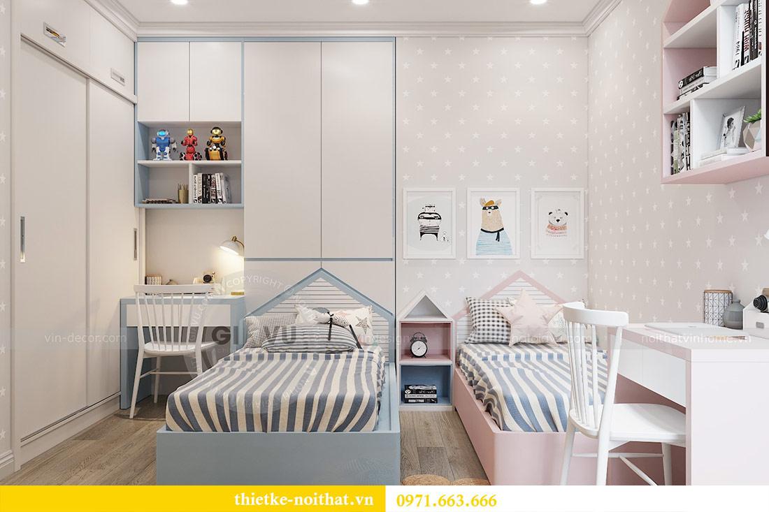 Thiết kế nội thất chung cư Park Hill 10 căn 02 - anh Tâm 8
