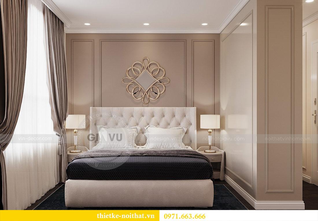 Thiết kế thi công căn hộ chung cư Dcapitale tòa C1 căn 10 - chị Nguyệt 6