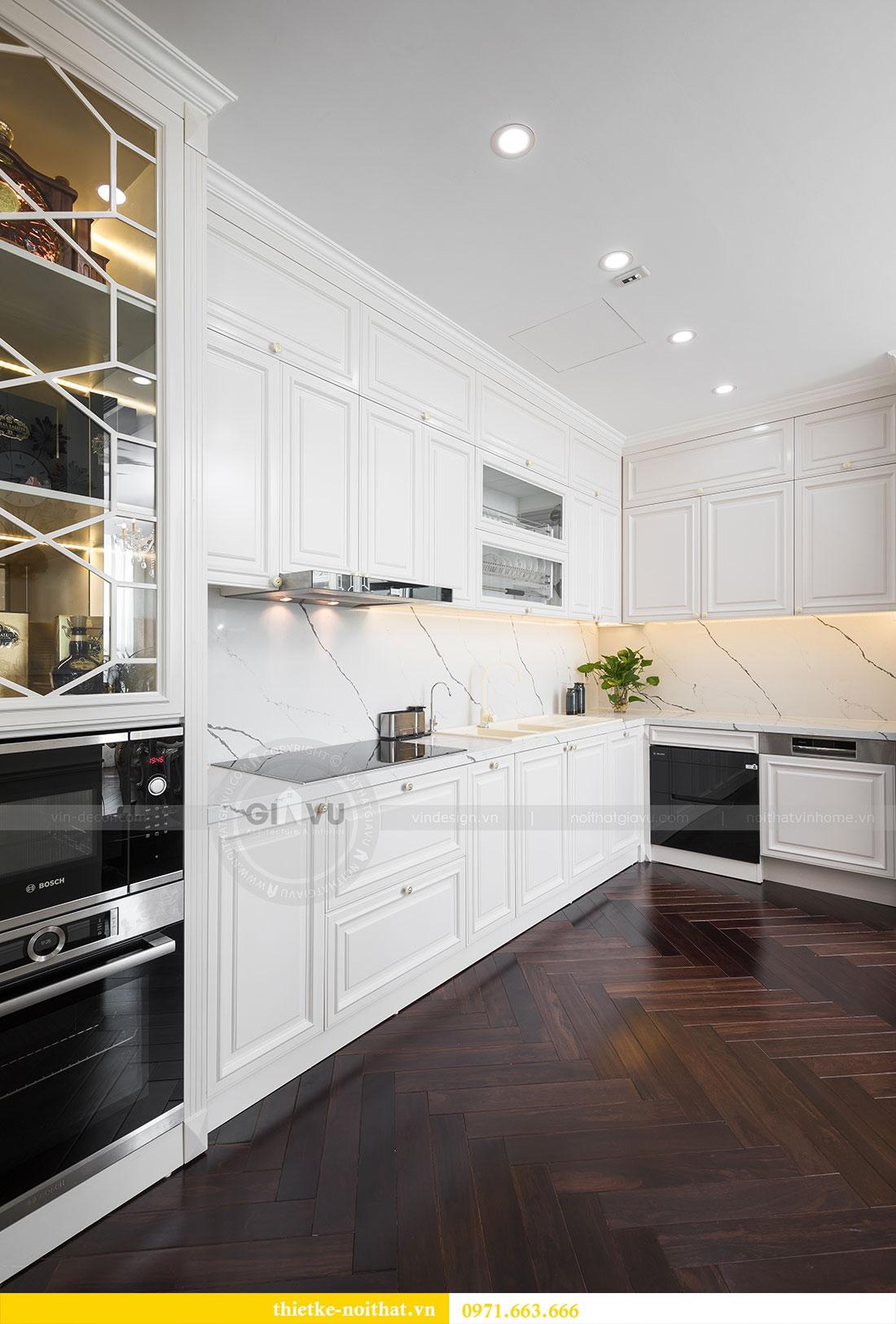 Ảnh chụp hoàn thiện nội thất chung cư cao cấp Vinhomes Green Bay 11