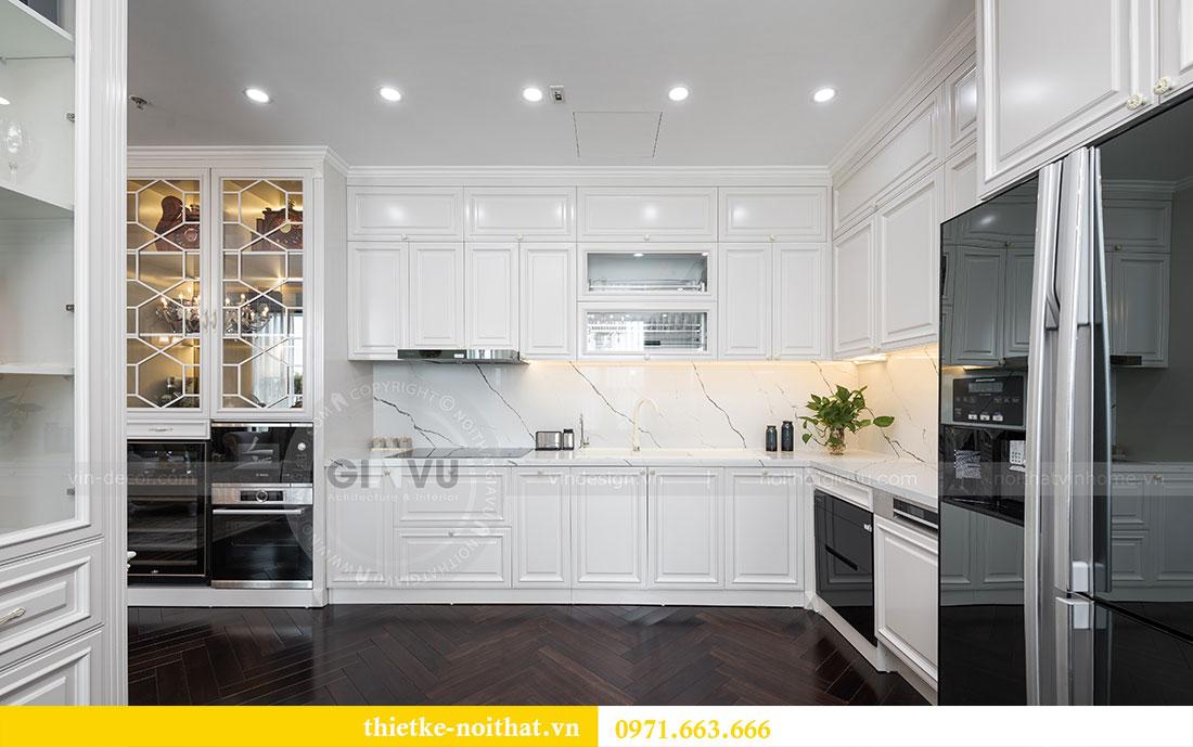 Ảnh chụp hoàn thiện nội thất chung cư cao cấp Vinhomes Green Bay 12