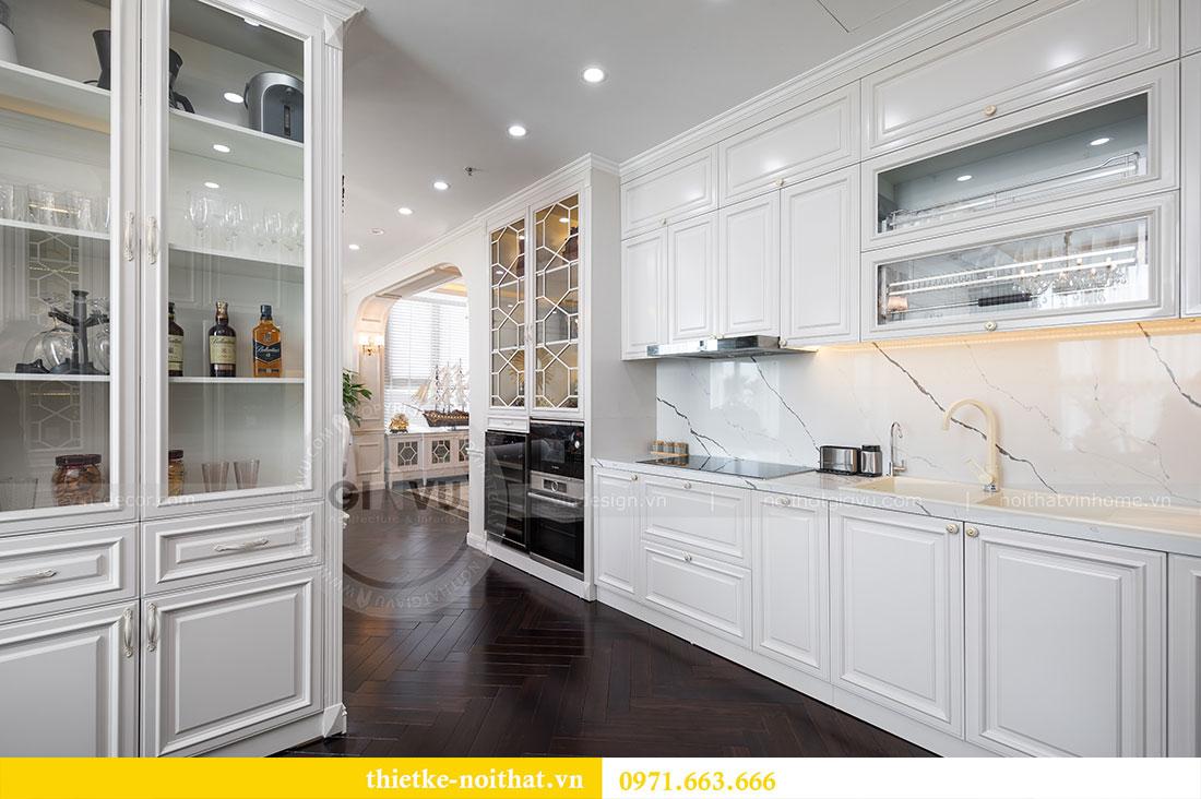 Ảnh chụp hoàn thiện nội thất chung cư cao cấp Vinhomes Green Bay 9