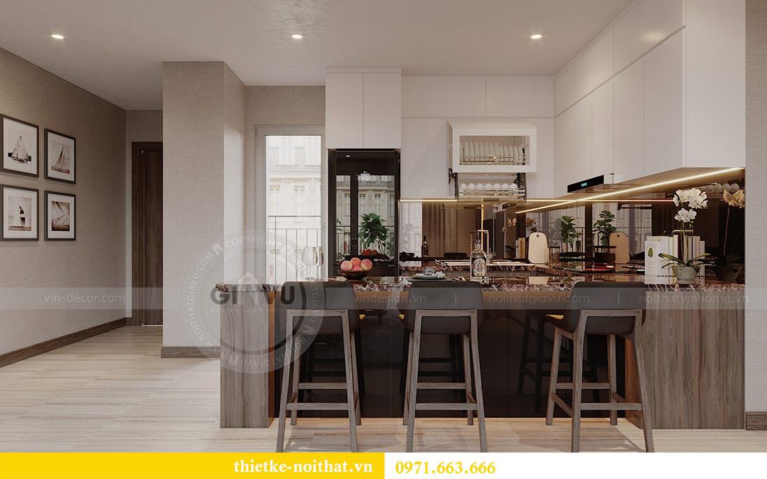 Mẫu thiết kế nội thất chung cư đẹp phong cách hiện đại 7