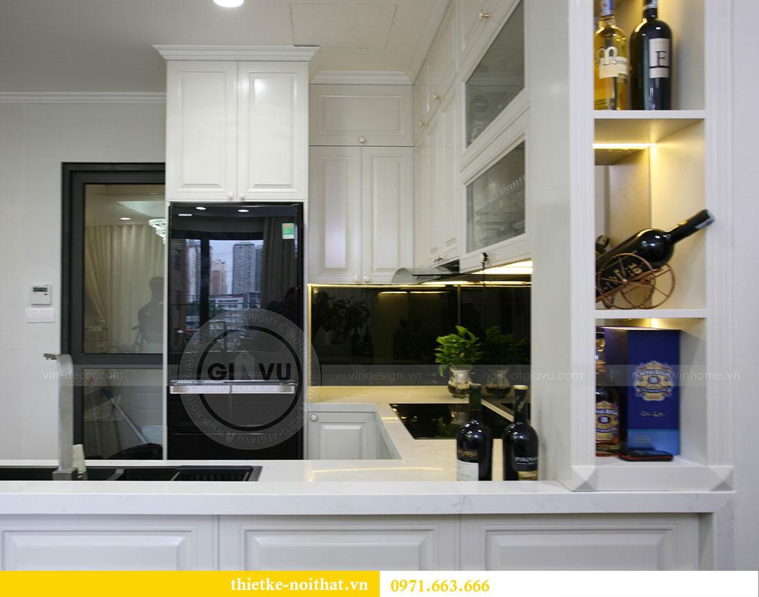 Hoàn thiện nội thất tại chung cư Dcapitale tòa C1 căn 11 - anh Thọ 3
