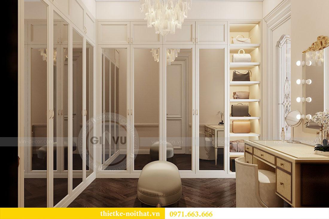 Thiết kế nội thất biệt thự Paris Vinhomes Imperia Hải Phòng - chị Thu 10