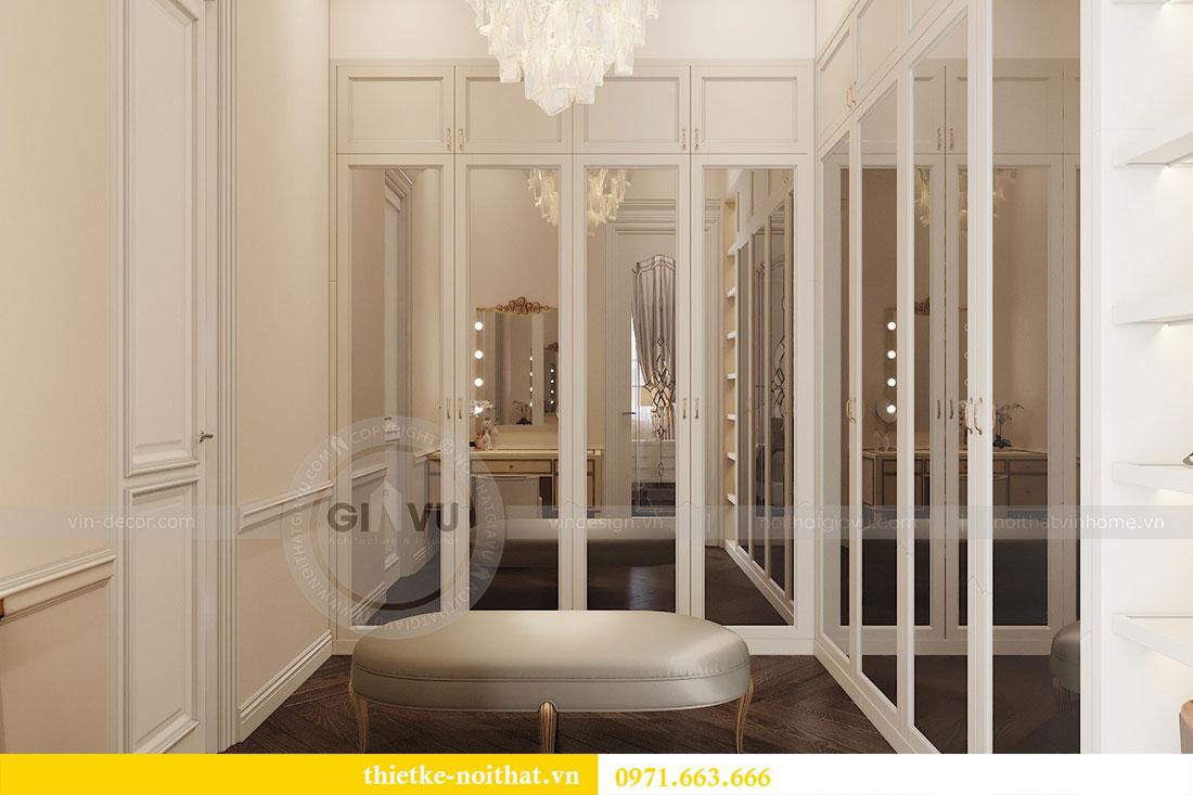 Thiết kế nội thất biệt thự Paris Vinhomes Imperia Hải Phòng - chị Thu 11