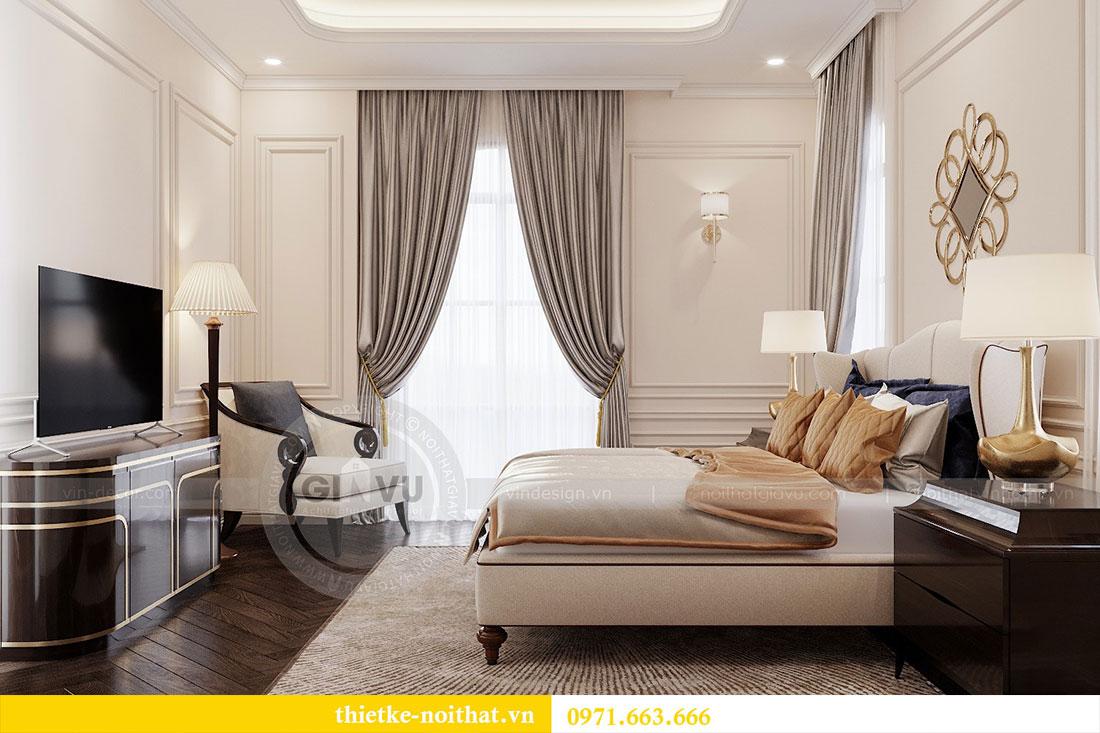 Thiết kế nội thất biệt thự Paris Vinhomes Imperia Hải Phòng - chị Thu 13
