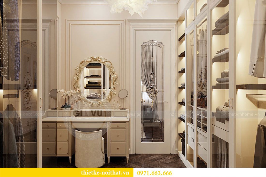 Thiết kế nội thất biệt thự Paris Vinhomes Imperia Hải Phòng - chị Thu 14