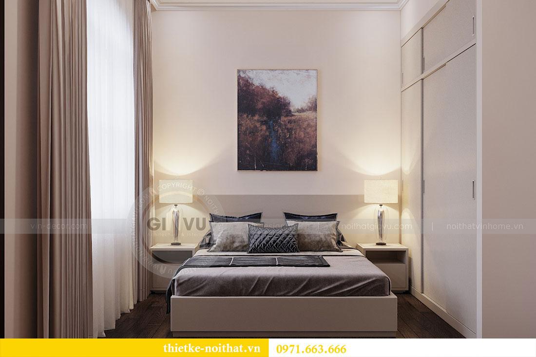 Thiết kế nội thất biệt thự Paris Vinhomes Imperia Hải Phòng - chị Thu 16