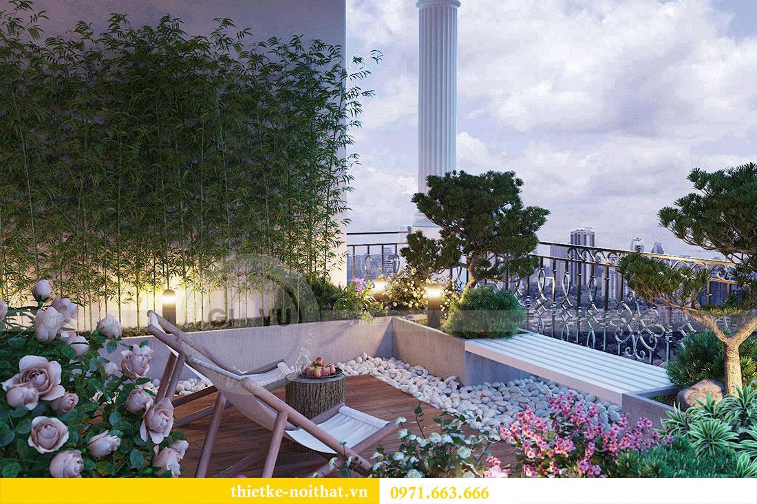 Thiết kế nội thất biệt thự Paris Vinhomes Imperia Hải Phòng - chị Thu 23