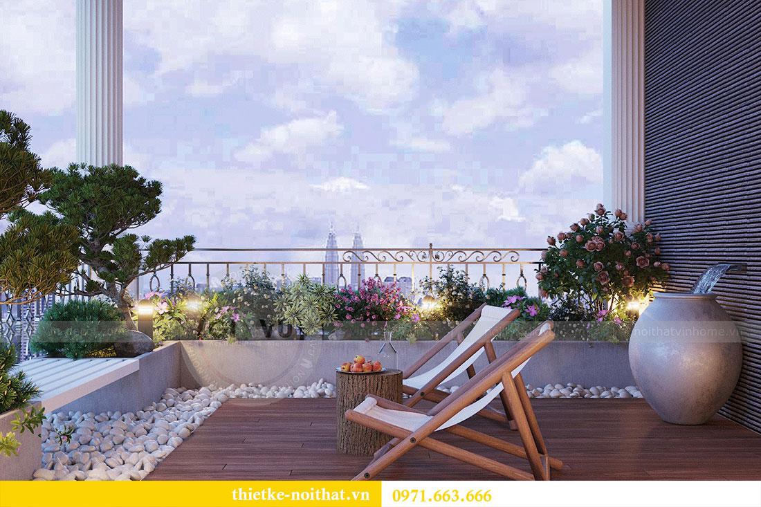 Thiết kế nội thất biệt thự Paris Vinhomes Imperia Hải Phòng - chị Thu 24
