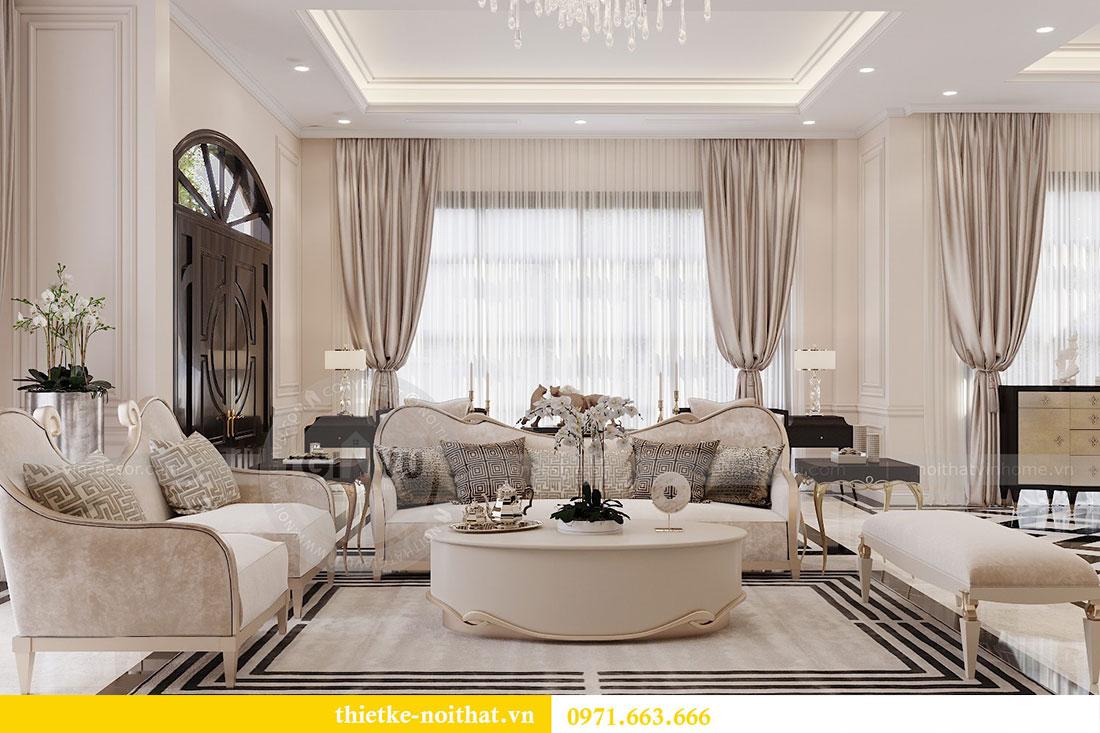 Thiết kế nội thất biệt thự Paris Vinhomes Imperia Hải Phòng - chị Thu 3