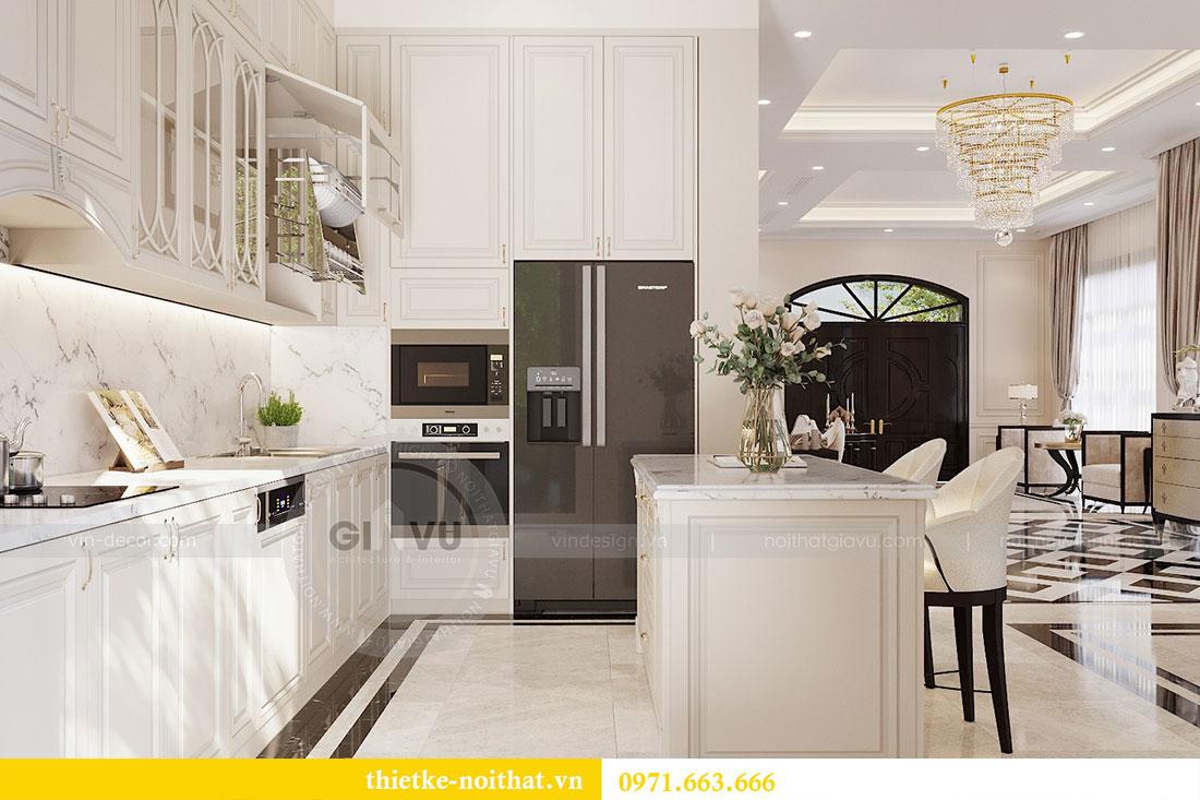 Thiết kế nội thất biệt thự Paris Vinhomes Imperia Hải Phòng - chị Thu 6