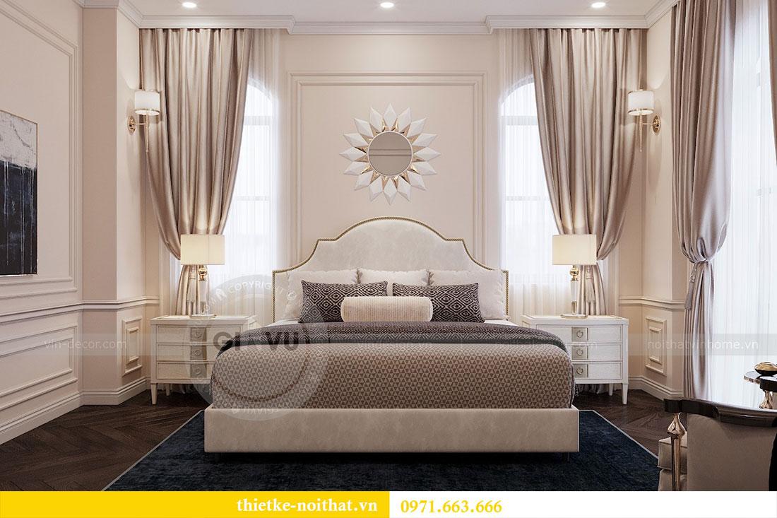 Thiết kế nội thất biệt thự Paris Vinhomes Imperia Hải Phòng - chị Thu 8