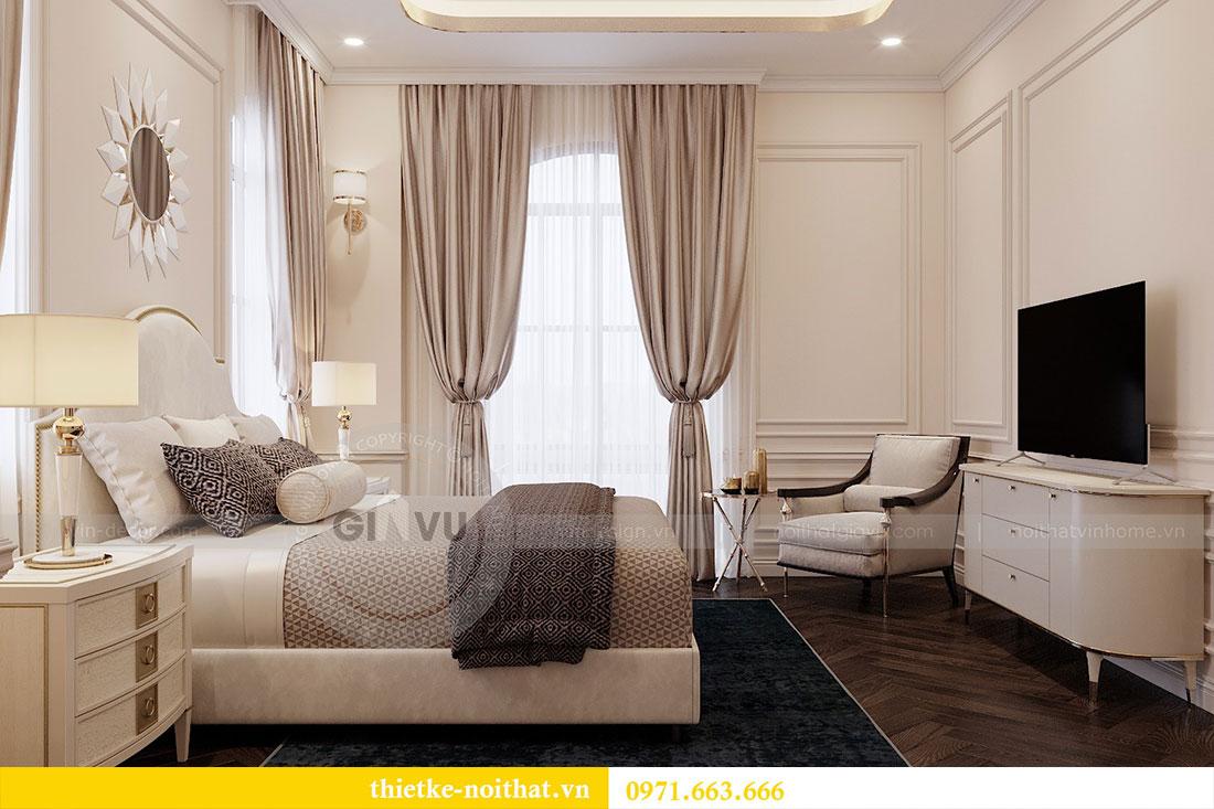 Thiết kế nội thất biệt thự Paris Vinhomes Imperia Hải Phòng - chị Thu 9