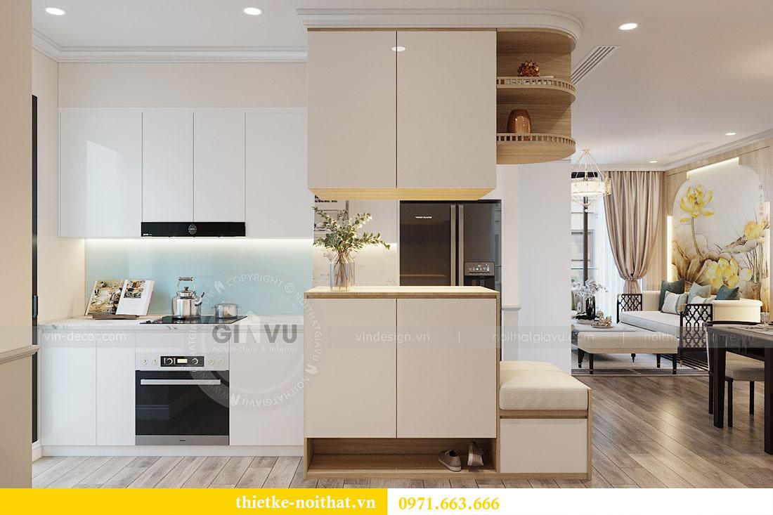 Thiết kế nội thất căn hộ cao cấp Skylake Phạm Hùng - anh Thanh 1