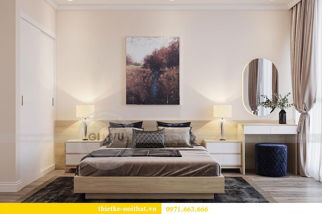 Thiết kế nội thất căn hộ cao cấp Skylake Phạm Hùng - anh Thanh 10