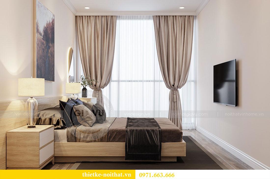Thiết kế nội thất căn hộ cao cấp Skylake Phạm Hùng - anh Thanh 11