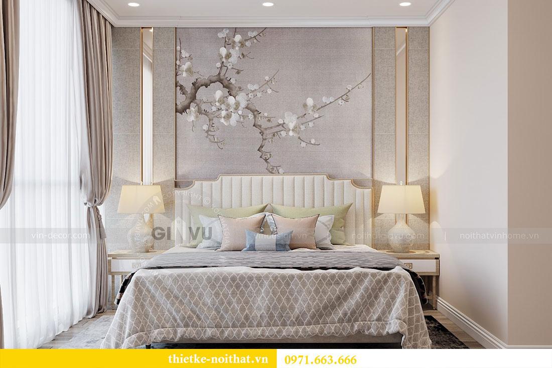 Thiết kế nội thất căn hộ cao cấp Skylake Phạm Hùng - anh Thanh 12