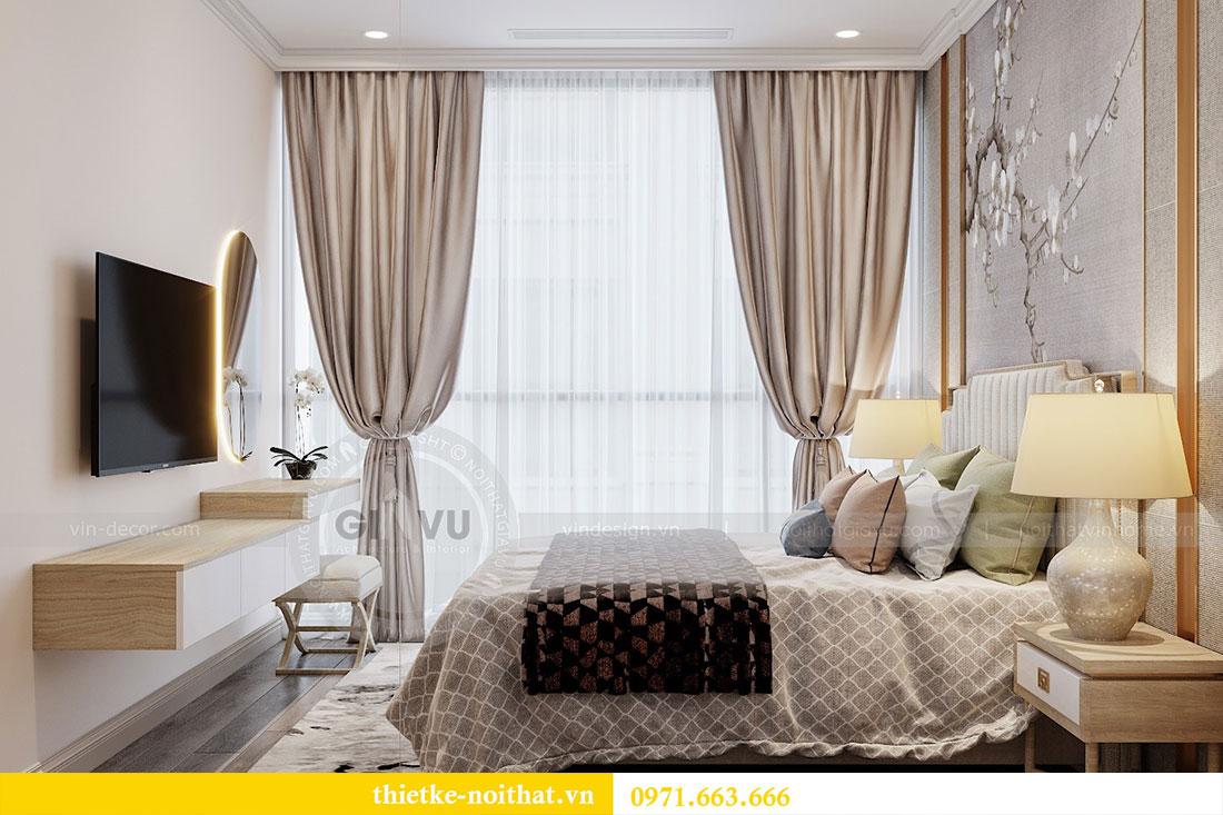 Thiết kế nội thất căn hộ cao cấp Skylake Phạm Hùng - anh Thanh 13