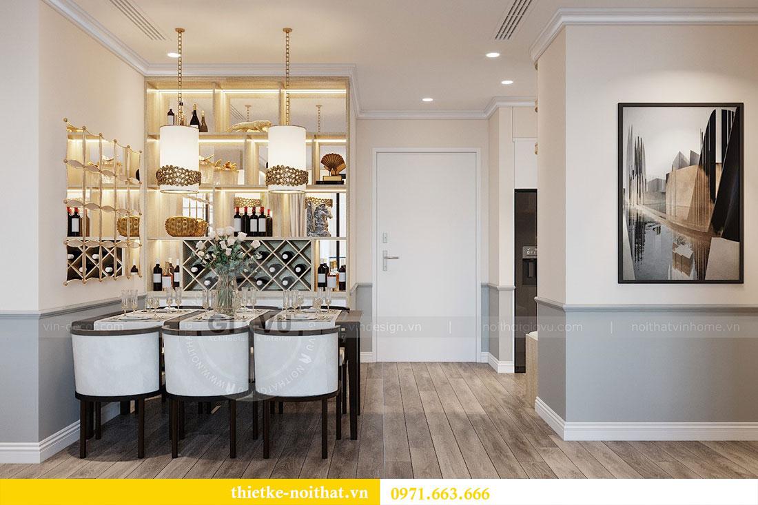 Thiết kế nội thất căn hộ cao cấp Skylake Phạm Hùng - anh Thanh 5