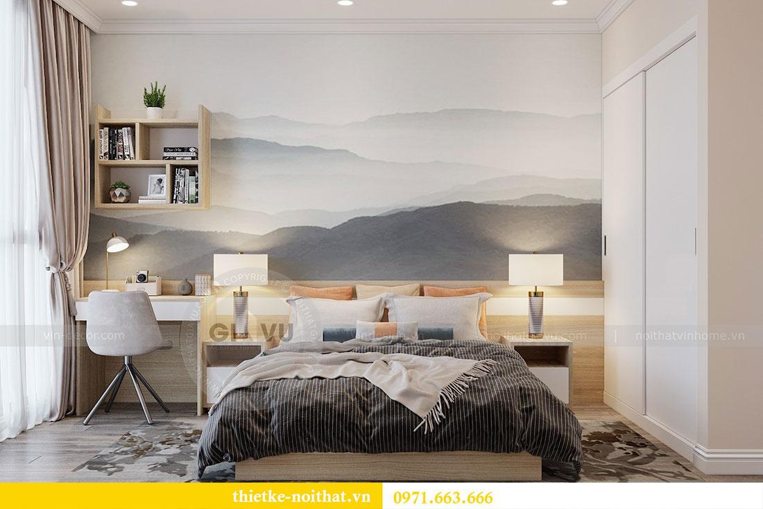 Thiết kế nội thất căn hộ cao cấp Skylake Phạm Hùng - anh Thanh 8