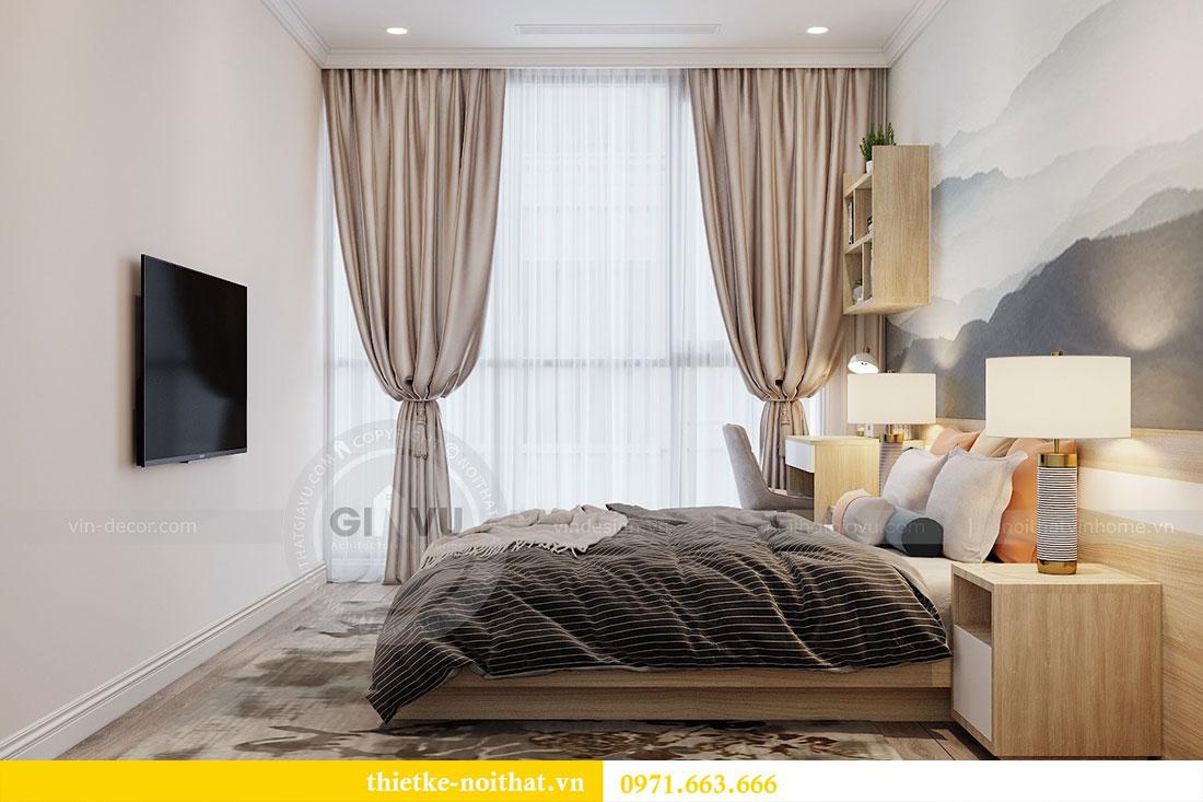 Thiết kế nội thất căn hộ cao cấp Skylake Phạm Hùng - anh Thanh 9