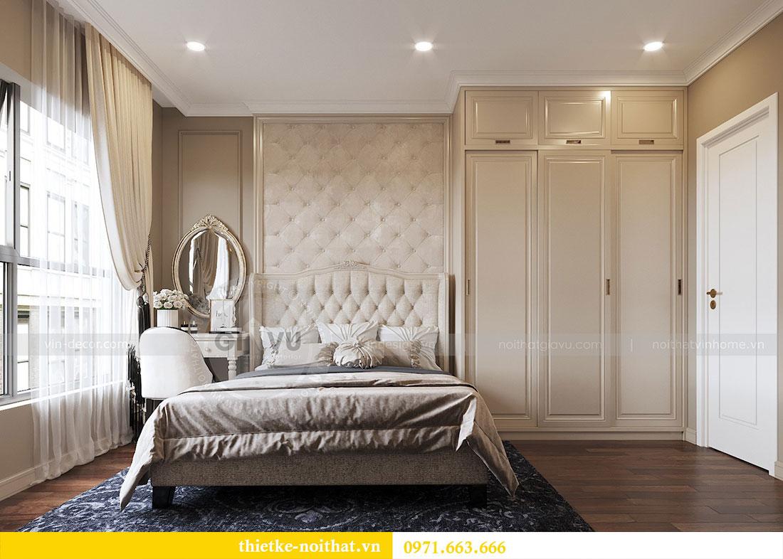 Thiết kế nội thất căn hộ chung cư Dcapitale - anh Tân 10
