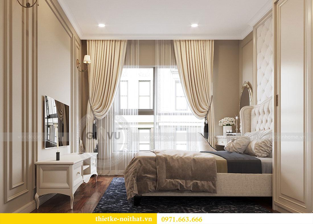 Thiết kế nội thất căn hộ chung cư Dcapitale - anh Tân 11