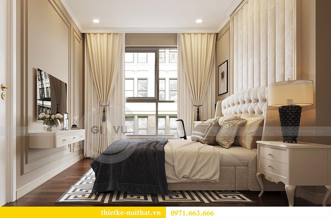 Thiết kế nội thất căn hộ chung cư Dcapitale - anh Tân 7