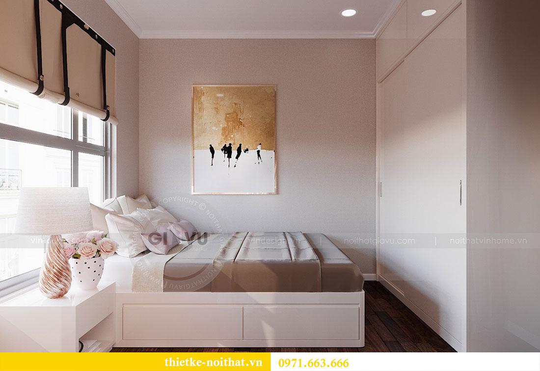 Thiết kế nội thất căn hộ Dcapitale tòa C6 căn 02 - anh Chiến 10