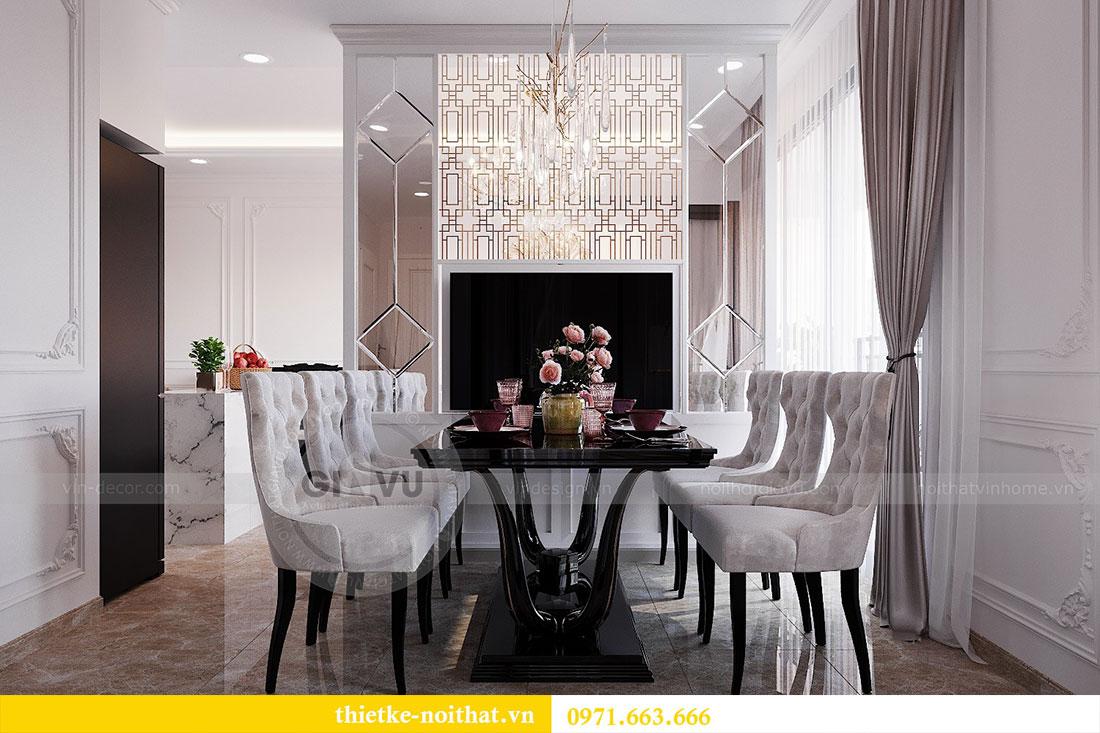 Thiết kế nội thất căn hộ Dcapitale tòa C6 căn 02 - anh Chiến 5