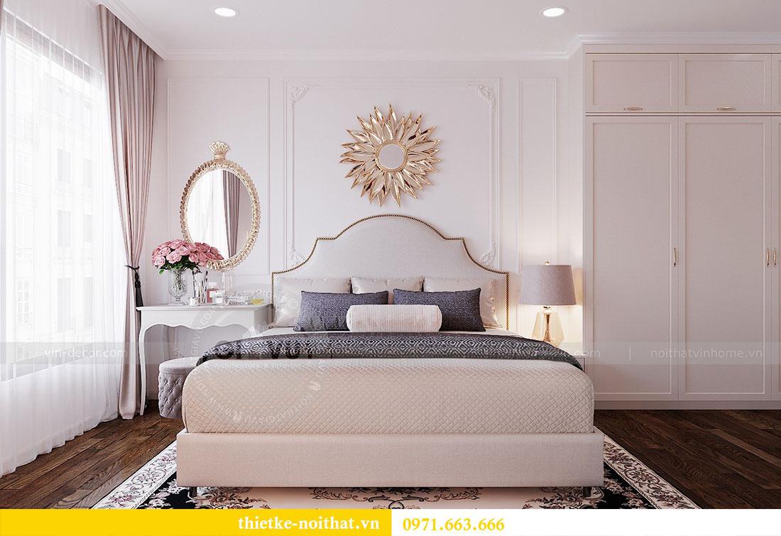 Thiết kế nội thất căn hộ Dcapitale tòa C6 căn 02 - anh Chiến 6
