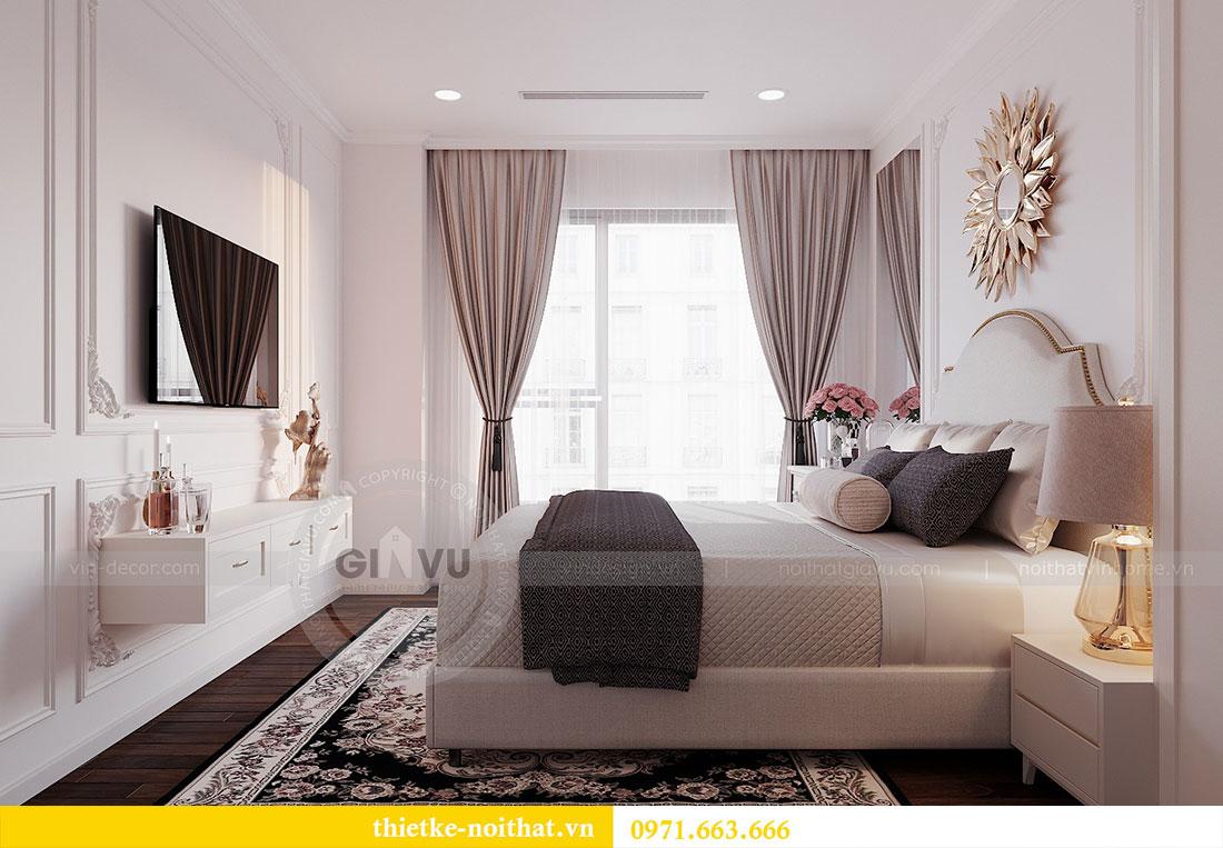 Thiết kế nội thất căn hộ Dcapitale tòa C6 căn 02 - anh Chiến 7