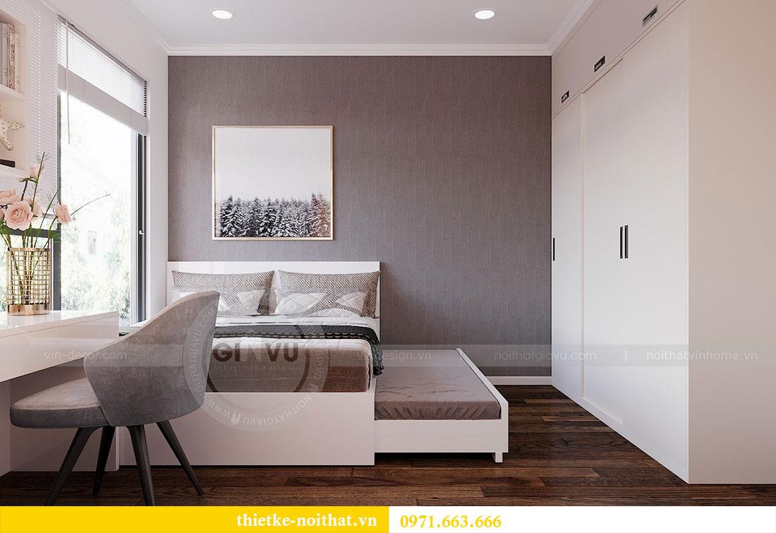 Thiết kế nội thất căn hộ Dcapitale tòa C6 căn 02 - anh Chiến 8