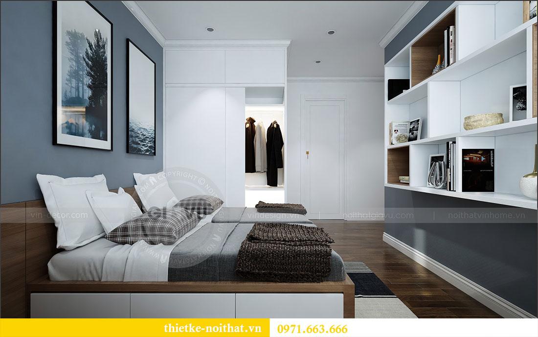 Thiết kế nội thất chung cư 2 ngủ tại Dcapitale - chị Hoa 12