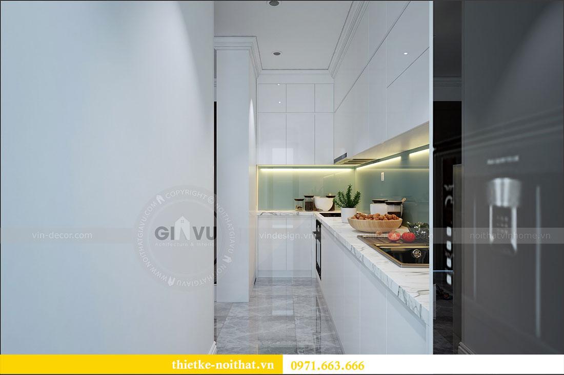 Thiết kế nội thất chung cư 2 ngủ tại Dcapitale - chị Hoa 5