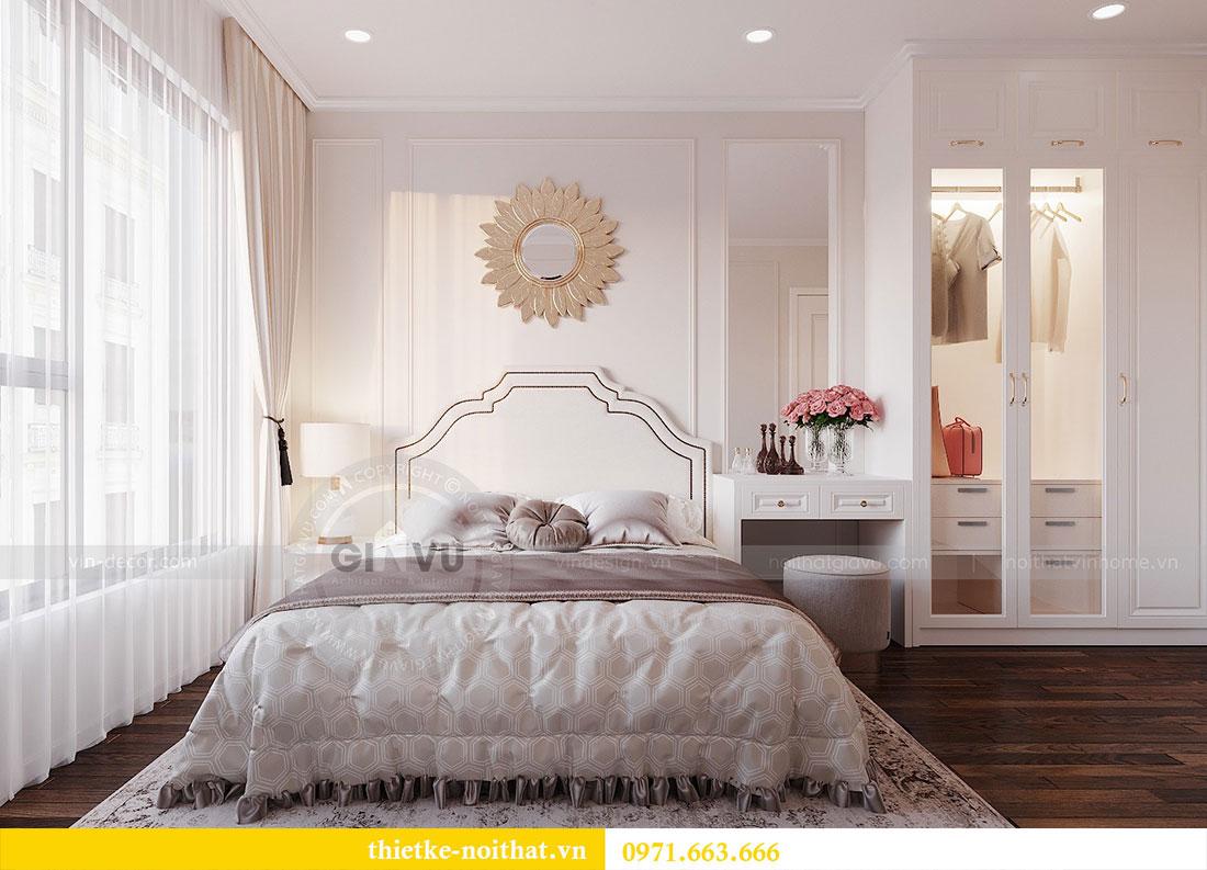Thiết kế nội thất chung cư cao cấp tòa C3 căn 02 - cô Lệ 6