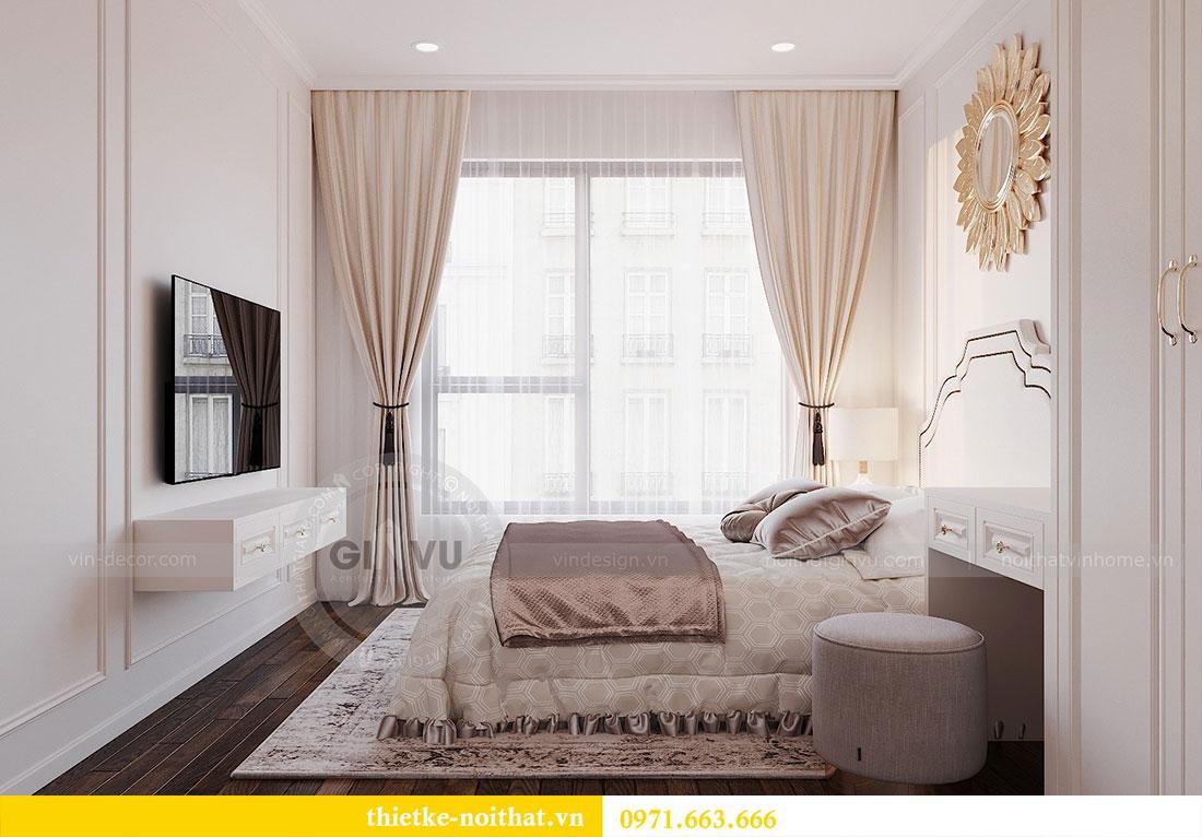 Thiết kế nội thất chung cư cao cấp tòa C3 căn 02 - cô Lệ 7